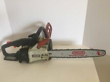 "Echo 14"" Gas Powered Chainsaw Tree Trimmer CS-306 Runs (See Details)"