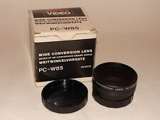 PENTAX VIDEO WIDE CONVERSION LENS PC- W85