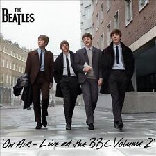 THE BEATLES - On Air: Live at the BBC, Vol. 2 [Box] (2 CD UMG) BRAND NEW, SEALED