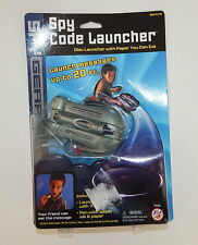 Spy Gear Spy Code Launcher In Package Wild Planet 2002 New Sealed R10871