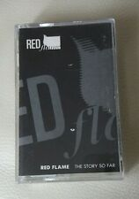 RED FLAME THE STORY SO FAR CASSETTE BLURT THE ROOM LAUGHING CLOWNS ARTERY