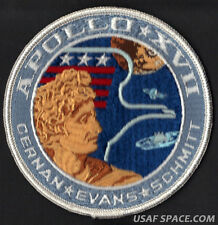 APOLLO 17 LION BROTHERS VINTAGE ORIGINAL NASA Hallmarked CLOTH BACK SPACE PATCH