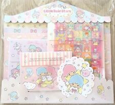 New Sanrio original Little Twin Stars Volume Letter writing set JAPAN KAWAII