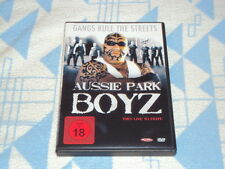 Aussie Park Boyz - They live to fight (2011)  DVD  Joe Murabito