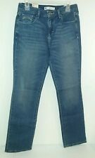 Levi's jeans 505 Women's Straight Fit 6M short 28x32 blue jeans NWT 5 pocket
