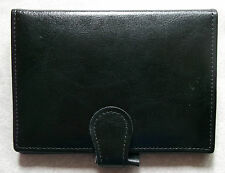 NEW + THE LONDON ORGANISER COMPANY + REAL LEATHER POCKET SIZE FILE DIARY