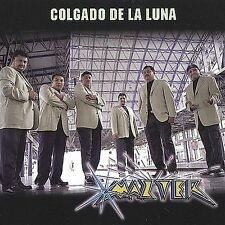 MAZTER - Colgado De La Luna CD ** BRAND NEW : STILL SEALED RARE **