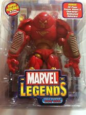 Marvel Legends Legendary Riders Hulk Buster Iron Man Action Figure