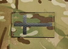 Infrared Multicam IR Denmark Flag Patch Danish Army Special Forces Jægerkorpset