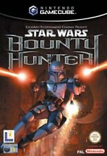 STAR WARS BOUNTY HUNTER GAMECUBE GAME PAL