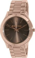 Michael Kors Women's Runway MK3181 Rose Gold Stainless-Steel Quartz Watch
