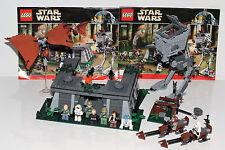 Lego Star Wars 8038 Battle of Endor fast komplett mit OBA, versandkostenfrei!!!!