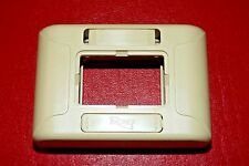 NEW: ICC 1 Port Universal Furniture Wall Plate Ivory ICC-IC108UFP