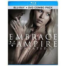 Embrace of the Vampire (Unrated Blu-ray) Sharon Hinnendael BRAND NEW SEALED