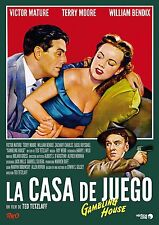 GAMBLING HOUSE (1950) **Dvd R2** Victor Mature, Terry Moore,