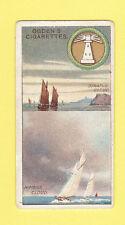 BOY  SCOUTS  -  OGDENS  -  RARE  BOY  SCOUTS  CARD  -  NO.  136  -  1912