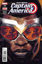 Captain America: Sam Wilson #19 MARVEL 2017