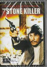 THE STONE KILLER - CHARLES BRONSON - NEW & SEALED DVD - FREE LOCAL POST
