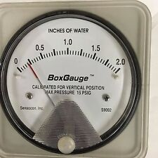 S9002 Differential  Pressure Gauge
