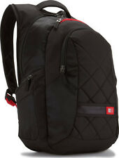 "Case Logic 16"" Laptop Notebook Rucksack Backpack Case DLBP116 Black BRAND NEW"