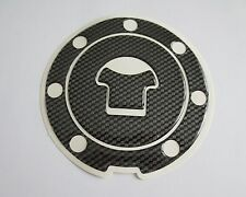 ORBITAL GAS CAP PROTECTOR  - HONDA - CARBON FIBER - 7 BOLT HOLES - 3 PIECES