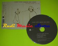 CD Singolo CLAP YOUR HANDS SAY YEAH In this home one ice 2005 mc dvd (S4)