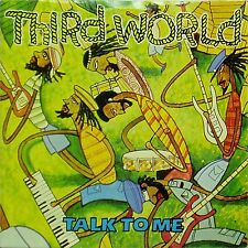 "THIRD WORLD 'TALK TO ME' UK PICTURE SLEEVE 7"" SINGLE"