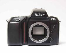 Nikon F 70 Gehäuse/Body Nr.249