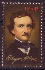 Estados Unidos 2009 Edgar A Poe Menta desmontado, Mnh.