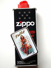 1x Original Zippo Benzin & 1 Sturmfeuerzeug  PIN UP GIRl Maggy Benzinfeuerzeug !
