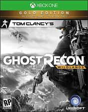Tom Clancy's Ghost Recon: Wildlands Gold Edition PRE ORDER Xbox One, 2017