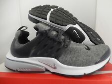 "NIKE AIR PRESTO TP QS ""TECH FLEECE PACK"" GREY SZ L SZ 11-12 [812307-002]"