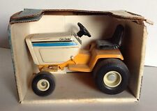 Cub Cadet Lawn & Garden Mower Tractor DieCast Scale Models 1/16 Hard to Find!