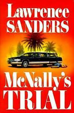 McNally's Trial Lawrence Sanders Hardcover