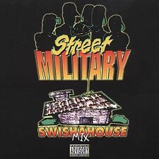 Swisha House Mix [PA] by Street Military (Cassette, Jan-2001, Beat Box Records)