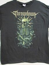 NEW - THROWDOWN BAND / CONCERT / MUSIC T-SHIRT EXTRA LARGE