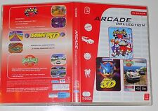 ARCADE COLLECTION SONIC 3D ET SONCI R JEUX PC FR RETRO COMPATIBLE XP 502