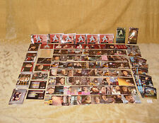 LARGE BULK LOT COLLECTION -308 STAR TREK TNG SEASON 6 COLLECTABLE TRADING CARDS