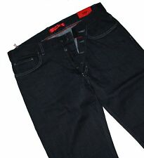 Hugo Boss 50259496 Hugo 677/8 Stretch Denim Dark Blue Jeans W34 / L34