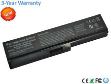 New Battery For PA3817U-1BRS PA3634 Toshiba Satellite L755D-S5204 L755-S9520D
