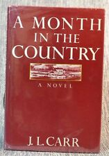 A Month in the Country by J. L. Carr St. Martin's Press 1980 First US Edition