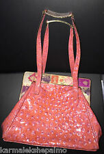 Haute Couture Runway John Galliano Patent Leather, Silk Lined Iconic Handbag
