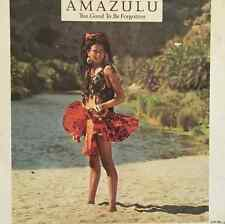 "AMAZULU - Too Good To Be Forgotten (12"") (G-/G)"