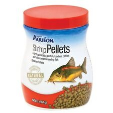 Aqueon Shrimp Pellets 6.5oz Direct from Manufacture Free  shipping