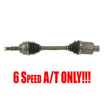 Brand New Front Right Axle for Chevrolet Cruze 1.4L 2011-2012 6 Speed A/T ONLY