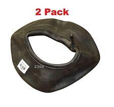 """2 PACK Air Innertube for 10"""" Tire 3.5-4 Inner Tube Hand Truck Wagon Wheelbarrow"""