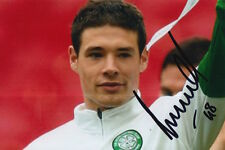 CELTIC HAND SIGNED DARREN O'DEA 6X4 PHOTO.