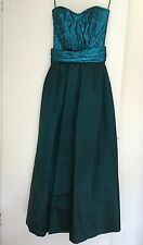 AFTER SIX Strapless Evening ballgown size 12 by Ronald Joyce