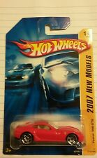 2007 hot wheels new models red ferrari 599 gtb