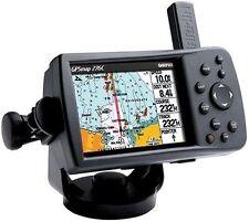 GARMIN GPS CHARTPLOTTER MARINE 276C GPSMAP MOTORCYCLE BOAT CAR ATV 376C 478